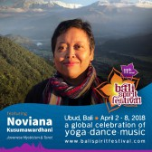 I am presenting at Balispirit Festival 2018 to teach Javanese Mysticsm & Tarot